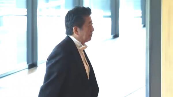 安倍晋三「菅首相は本当にしっかりやっている」