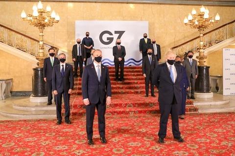 【韓国】韓国外相 ワクチンの公平アクセスへ国際協力呼び掛け=G7
