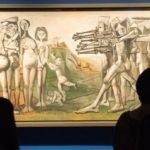 【朝鮮の虐殺】反米色薄い…共産党も嫌うピカソ作『韓国での虐殺』完成から70年にして韓国で初めて展示