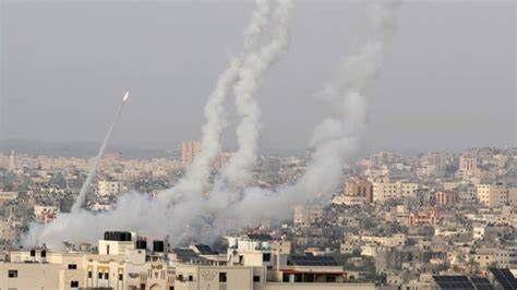 【イスラエル】パレスチナ自治区ガザを空爆