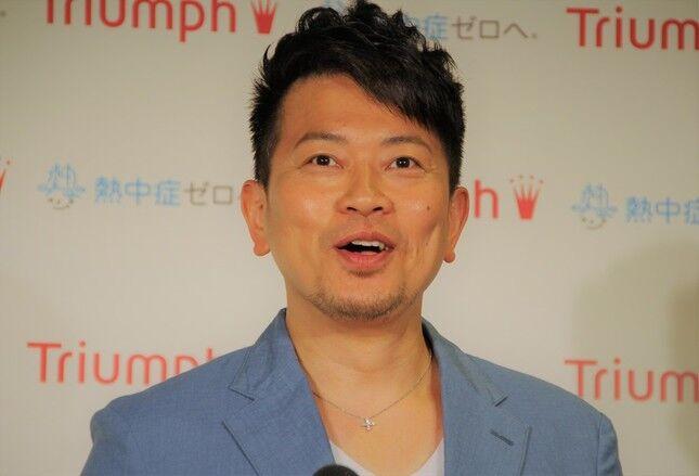 その名も『有頂天レストラン』!宮迫博之が新たなYouTube企画を提案
