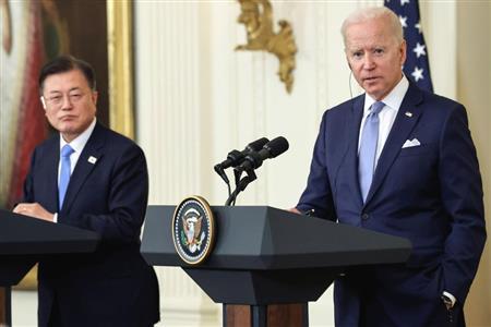 韓国・文大統領にG7で最後通告 バイデン大統領との首脳会談で「二股外交」失敗か 米への侮辱「デタラメ」資料公表も発覚