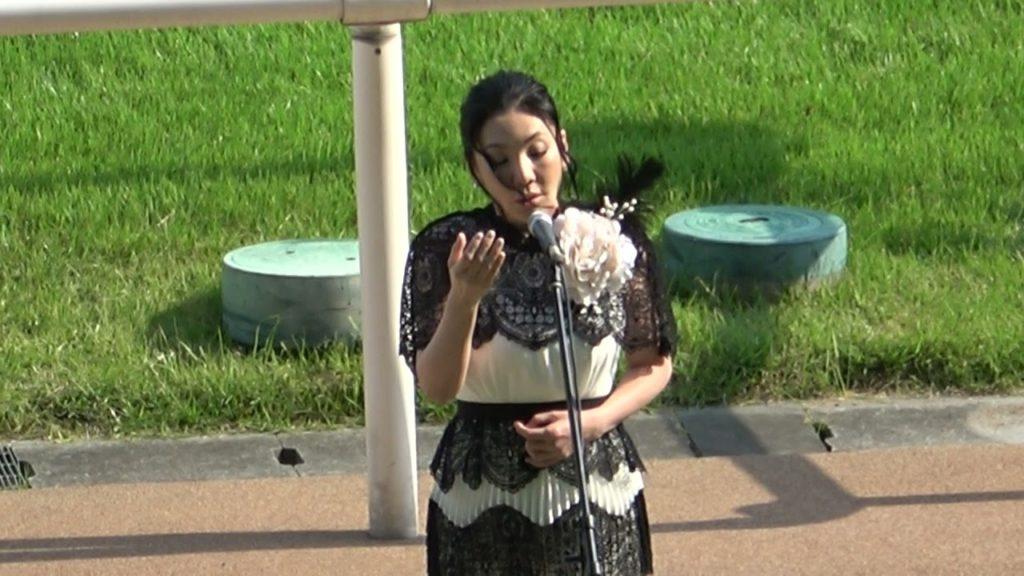 【異端】広瀬香美、日本ダービーで国歌を独唱「音楽界のゴールドシップ」