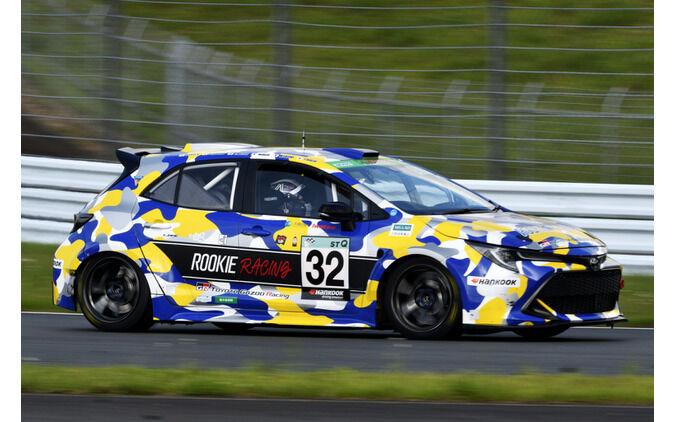 トヨタの水素エンジン車 24時間耐久レースを完走