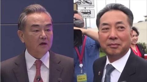 【中北】中国外相と北朝鮮大使が会談、協力の強化で合意 北朝鮮問題で連携を深めるアメリカ 日本、そして韓国に対抗する狙い