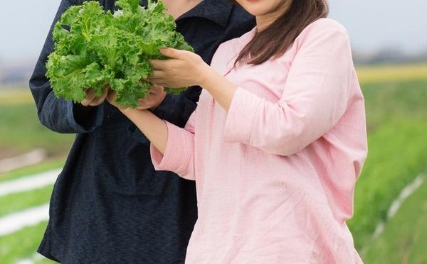 【画像】この『農家女子』かわいいwwwwwwwwwww