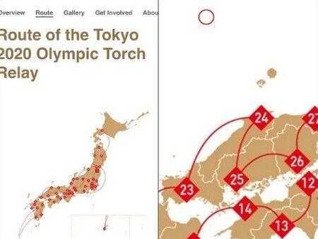 【韓国発狂】東京五輪のホームページに竹島表記…IOC「単に地政学的な表示であるだけで政治的宣伝ではない」