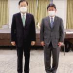 【産経】「韓国との問題は日本に任せて」茂木氏、米国の介入防ごうと先手