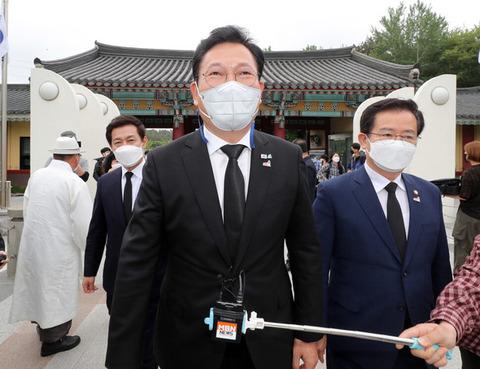 【韓国】「米国は2級民主主義国家…対北朝鮮ビラ聴聞会は越権」~与党代表、文大統領の訪米前日に米国批判