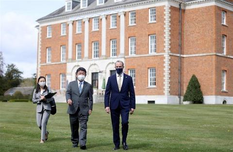 【英国G7外相会合】4日未明に開幕 対中国 コロナ対策で結束示せるか ラーブ英外相「世界最大の民主主義の国々を結束 共通課題に対処」