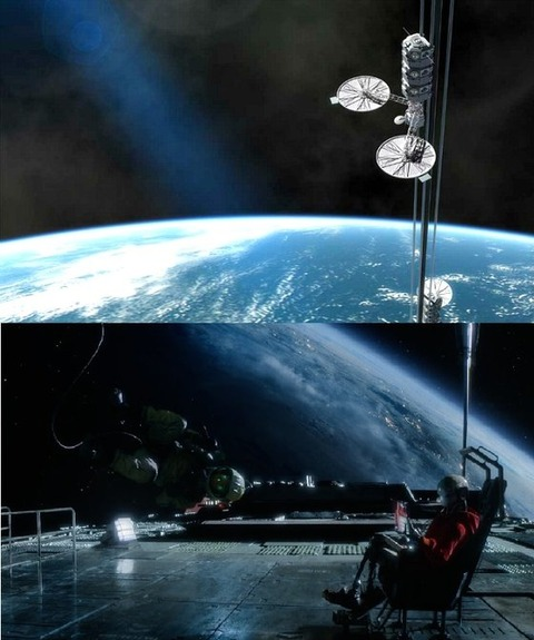 【韓国】「宇宙エレベーター」の開発を準備中