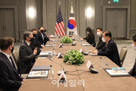 【韓国報道】韓国外交部長官、印独EUに続いて日米韓会談へ…日韓会談は叶うのか