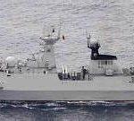 中国軍のフリゲート艦が与那国島と台湾の間を通過 防衛省が初公表