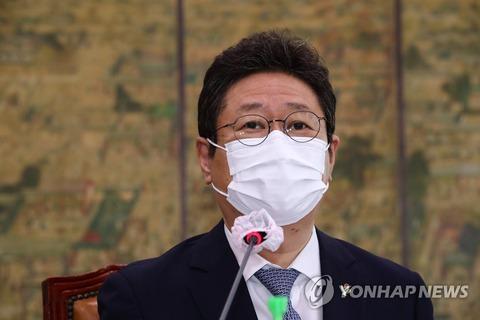 【韓国】「政治とスポーツは別だ」 韓国文化体育相、東京五輪ボイコットに否定的