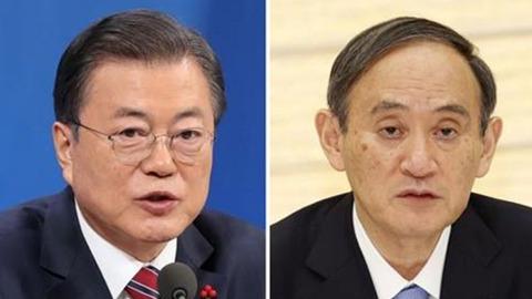 【韓国KBS】朝日新聞が「菅総理、G7で文在寅大統領を最も警戒」と報道