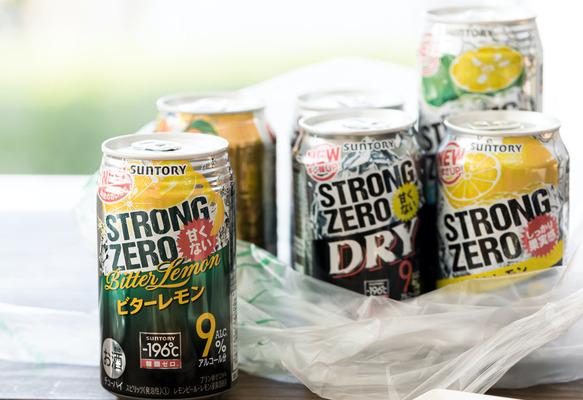 【画像】ストロングゼロ、ガチのマジでヤバい飲み物なことが判明…
