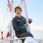 辛坊治郎氏、生中継で太平洋ヨット横断を終え「昨日、予約とって…ワクチンすぐ打ってくれました」