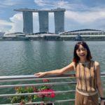【福田萌】「日本の緊急事態宣言より厳しい」 移住3カ月シンガポールでの一家4人生活