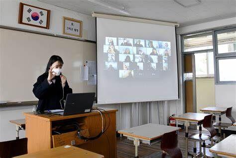 【韓国】中高生の学力低下 コロナで登校日半減が影響