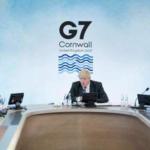 【韓国】「貴重な時間だったが」日韓首脳会談できず「残念」 G7サミットへの出席を終えた韓国の文大統領
