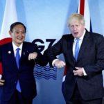 【日英首脳会談】英ジョンソン首相「五輪成功を確信している」