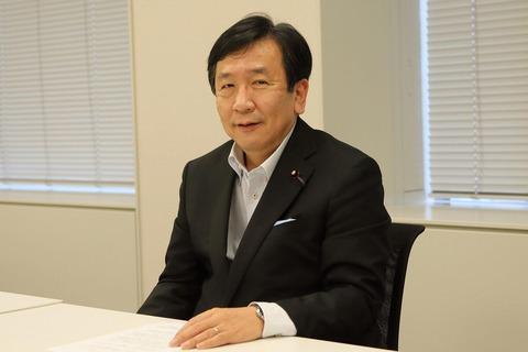 【ただのパヨク】立憲民主党代表、枝野幸男「私がリベラルというレッテルを貼られていることに、ものすごく違和感」「自分では保守のつもり」