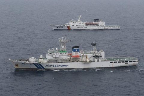 日本海の安全へ日韓連携 海保と韓国海洋警察庁が島根県沖で合同捜索訓練