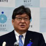 学校での集団接種 「直ちに必要とは考えていない」「保護者の同意を」萩生田文科相