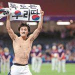 【わかっていない韓国】ロンドン五輪で「竹島は韓国領」の紙を掲げた韓国選手がIOCを批判「自分は罪人扱い、日本には寛容」