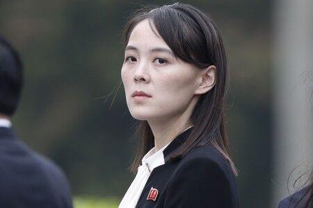 【北朝鮮】金与正氏「米は間違った期待」 「興味深いシグナル」発言に