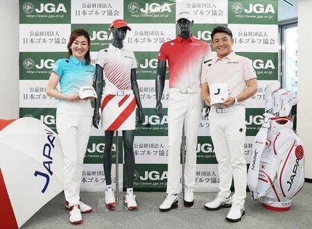 【韓国報道】日本、五輪ゴルフ代表ユニホームに旭日旗模様…「日が昇る国をイメージ」