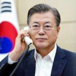 【韓国】文大統領、G7(で招待国が参加する)会議に出席、ワクチン供給に1億ドル提供を表明