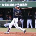 """来田涼斗選手のプロ初HRを観たファンから""""ある声""""が続出"""