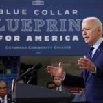 【調査】バイデン大統領の支持率低下、民主党支持者の不満高まる