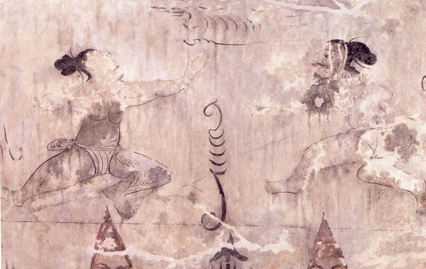 【また嘘を】韓国国技テコンドー、歴史を正しく知る。古代はテッキョン、手搏と呼ばれた武芸修練の基礎…日帝に禁止されたことも