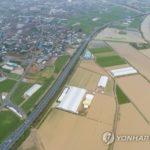 【熱海をお祝いしていた韓国】韓国南部で豪雨 死者2人に