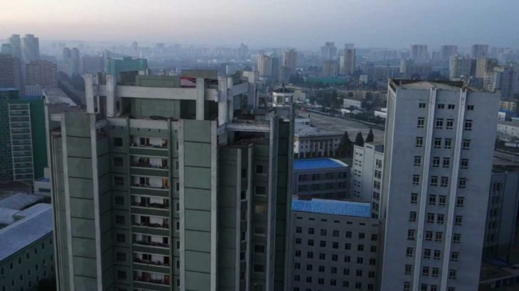 北朝鮮の平壌で毎朝流される朝のチャイムwwwwwww