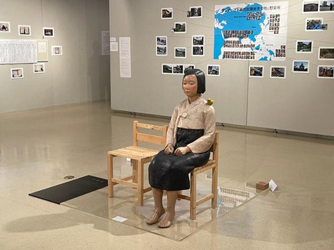【韓国】独で「平和の少女像」展示へ…少女像製作の「韓国彫刻家夫妻」ら日韓芸術家の企画展=日本から抗議も