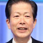 【アホパヨク】山口那津男代表 中国共産党にはこれからも一層、世界の平和と発展のために力を尽くしていただきたい。