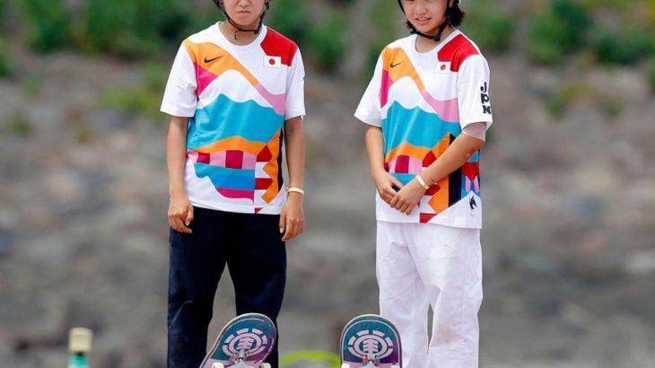 【東京五輪】スケボー女子金メダルの西矢椛、実況・倉田アナの「13歳、真夏の大冒険!」がトレンド入り