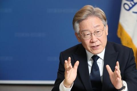 【分析間違っている韓国】<大統領候補インタビュー>李在明氏「日本の独島執着は大陸進出時のトリップワイヤーにするため」