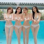 【画像】韓国美女、全員顔が一緒で炎上wwww
