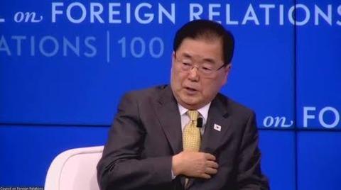 【韓国外相】中国の強硬姿勢は「当然」 反中ブロックは冷戦思考  「中国が主張したがっていることを聞く努力をすべき」
