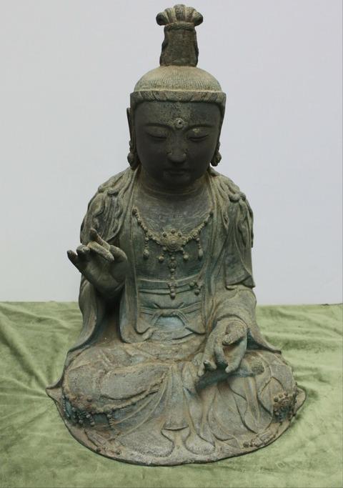 【韓国】対馬の盗難仏像が偽物だと主張し続けた韓国検察、本物だという文化庁の鑑定結果を受け入れる