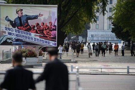 国連報告者「北朝鮮制裁の緩和検討を」 米応じず、決議の拘束力強調